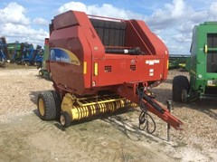 Baler-Round For Sale:  2009 New Holland BR7090