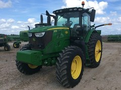 Tractor - Row Crop For Sale 2016 John Deere 6175R