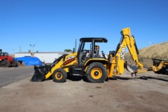 Loader Backhoe  2017 JCB 3CXG14L4CE