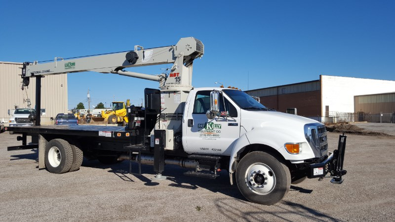 2013 National Crane NBT15 Boom Truck