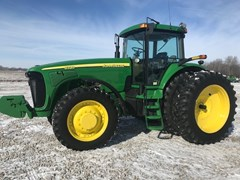 Tractor For Sale 2003 John Deere 8320 , 215 HP