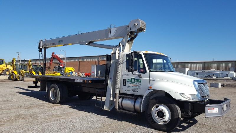 2011 National Crane 571E Boom Truck