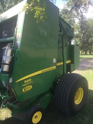 2014 John Deere 569 Baler-Round For Sale