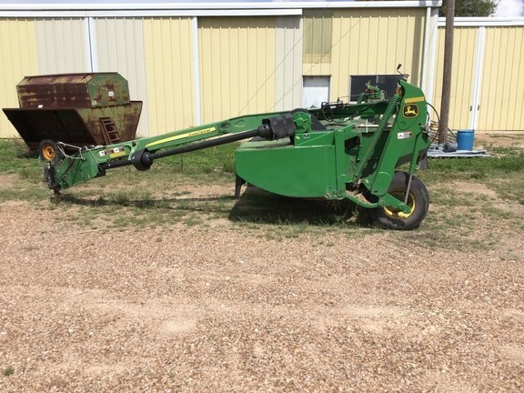 2011 John Deere 635 Mower Conditioner For Sale