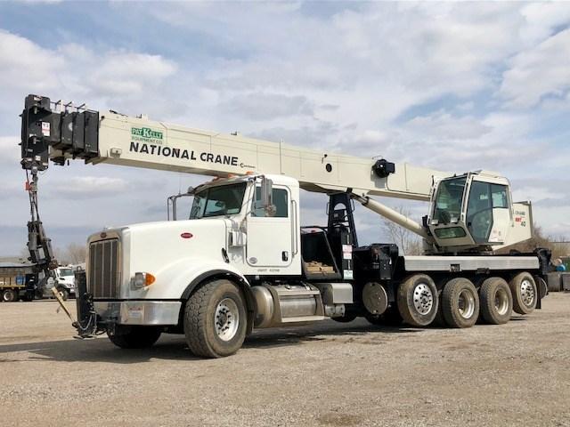 2015 National Crane NBT40-142 Boom Truck