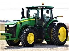 Tractor  2017 John Deere 8270R , 270 HP