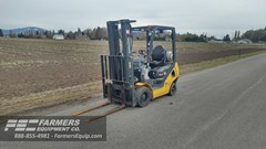 ForkLift/LiftTruck-Industrial For Sale 2013 Komatsu FG18HTU-20