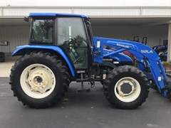 Tractor For Sale 2001 New Holland TL90 , 76 HP