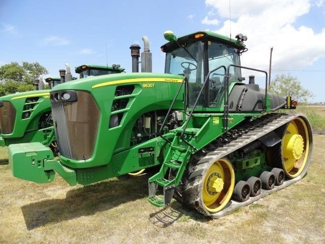 2010 John Deere 9630T Tractor For Sale