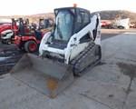 Skid Steer-Track For Sale: 2008 Bobcat T190
