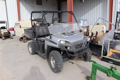 Utility Vehicle For Sale 2009 Polaris Ranger 700 HD