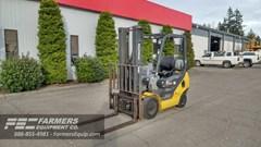 ForkLift/LiftTruck-Industrial For Sale 2014 Komatsu FG18HTU-20