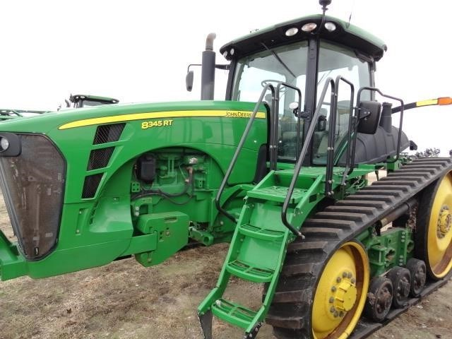2010 John Deere 8345RT Tractor For Sale