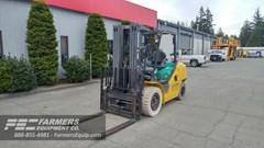 Lift Truck/Fork Lift For Sale 2009 Komatsu FD45TU-10