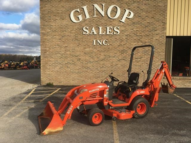 2006 Kubota BX24LB-T Loader Backhoe For Sale