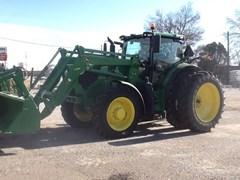 Tractor For Sale 2016 John Deere 6175R , 175 HP