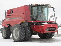 Combine For Sale 2017 Case IH 7240