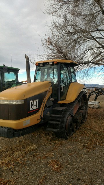 1995 Caterpillar 45 Tractor For Sale