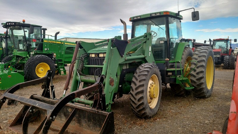 1994 John Deere 8300 Tractor For Sale