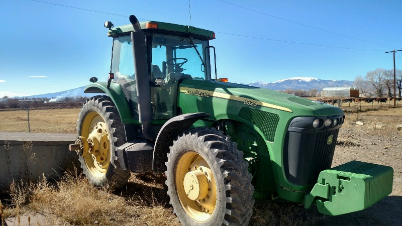 2005 John Deere 8320 Tractor For Sale