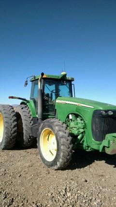 Tractor For Sale:  2002 John Deere 8320 , 263 HP