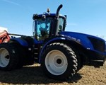 Tractor For Sale: 2014 New Holland T9.390, 354 HP