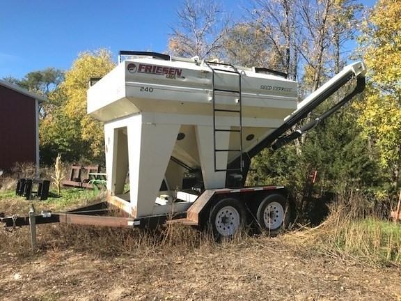 Friesen 240 Seed Tender For Sale