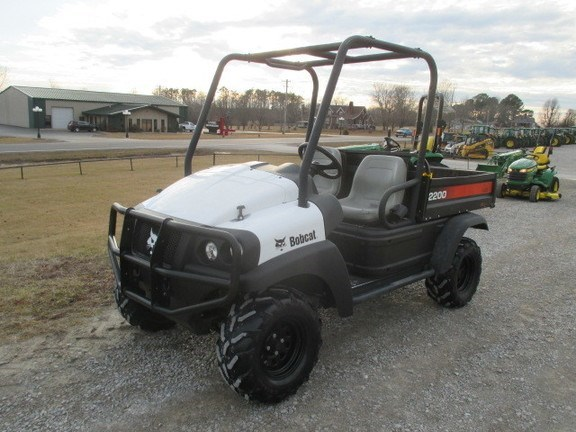2009 Bobcat 2200 Utility Vehicle For Sale