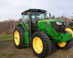 Tractor For Sale: 2013 John Deere 6170R, 170 HP