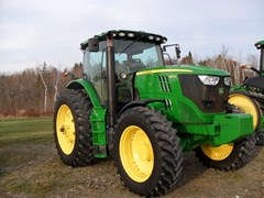 Tractor For Sale:  2013 John Deere 6170R , 170 HP