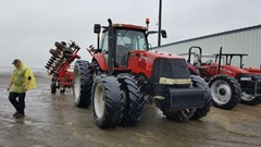 Tractor - Row Crop For Sale:  2006 Case IH MX275 , 225 HP