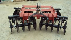 Disk Harrow For Sale:  Atlas Extreme duty 3pt 8.5ft tandem disc harrow 1500-20x