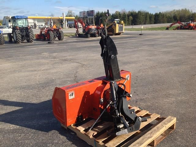 Kubota BX2750D Snow Blower For Sale