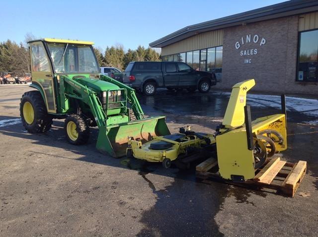 1999 John Deere 4300 Tractor For Sale