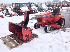 Riding Mower For Sale:  1986 Gravely 18-G
