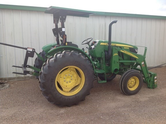 2015 John Deere 5065E Tractor For Sale