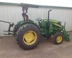 Tractor For Sale: 2015 John Deere 5065E, 65 HP
