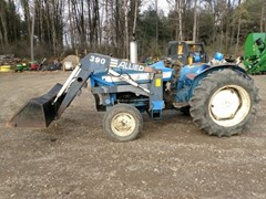 Tractor For Sale 1975 Ford 3000 , 47 HP