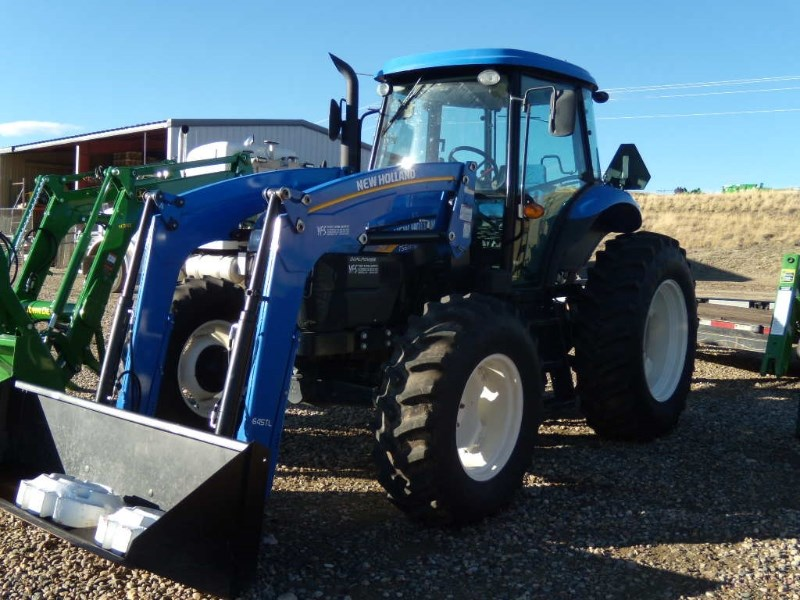 2014 New Holland TS6.110 Tractor For Sale