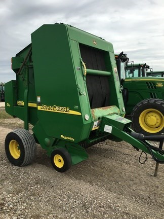 2006 John Deere 467 Baler-Round For Sale