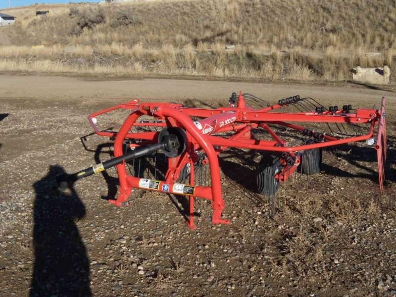 2015 Kuhn GA300GM Hay Rake-Wheel For Sale
