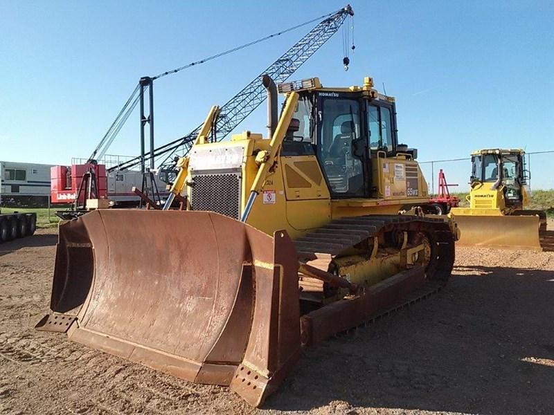 2014 Komatsu D65WX-17 Crawler Tractor For Sale