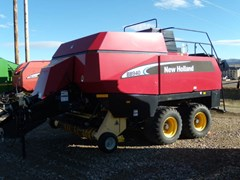 Baler-Big Square For Sale:  2007 New Holland BB940A