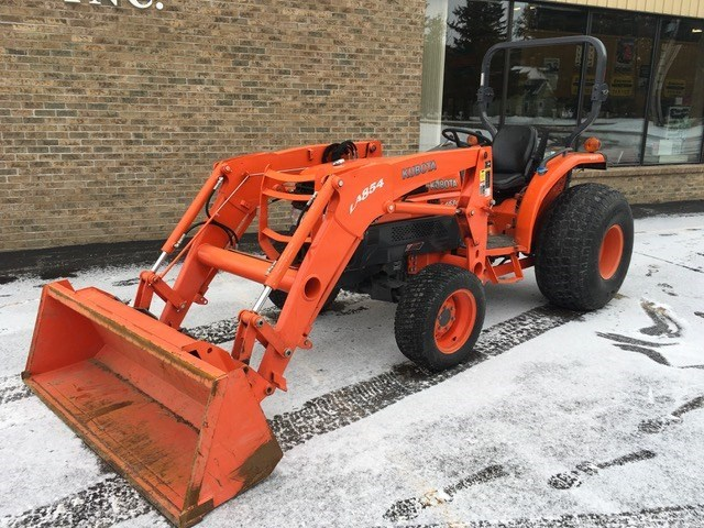2003 Kubota L4630GST Tractor For Sale