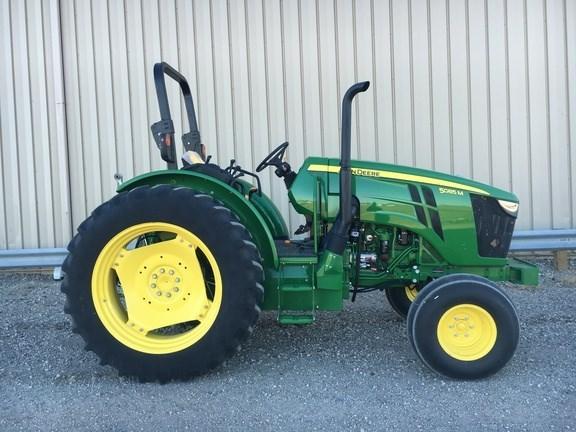 2016 John Deere 5085M Tractor For Sale