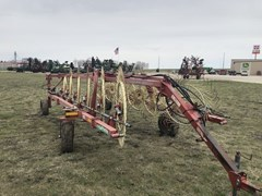 Hay Rake For Sale:  2004 Sitrex MX 10-12 Hy Capacity