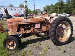 Tractor For Sale:  1950 International H , 24 HP