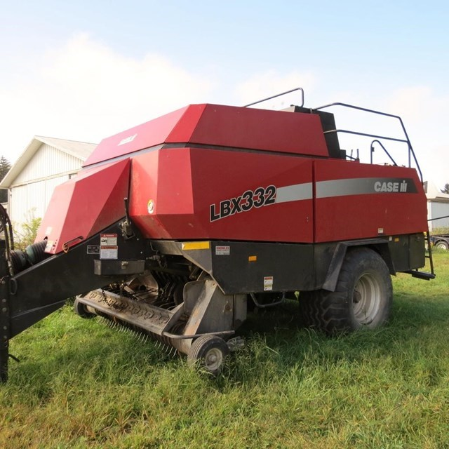 2004 Case IH LBX332 Baler-Square For Sale
