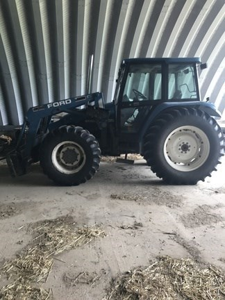 1995 Ford 7635 Tractor For Sale