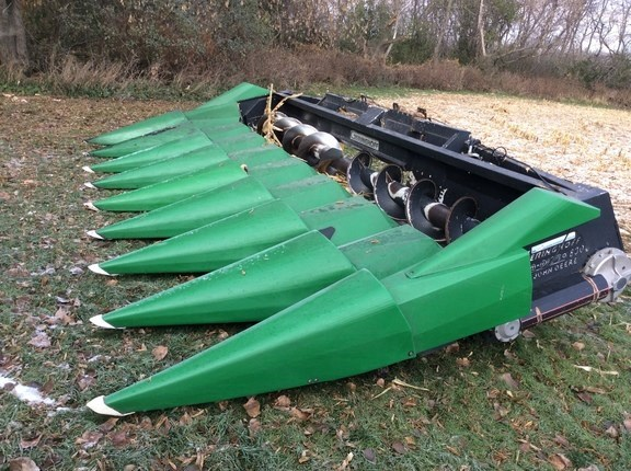 1999 3D-P Technology 8 row 30 Header-Corn For Sale